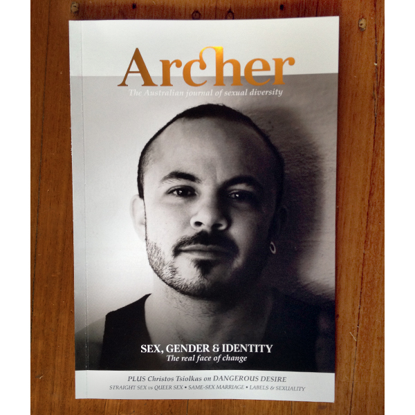 Get your copy of Archer Magazine