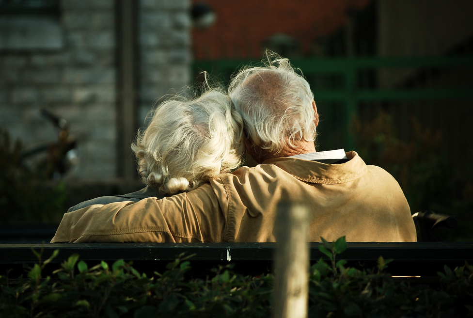 Why we need to recognise older people's sexuality