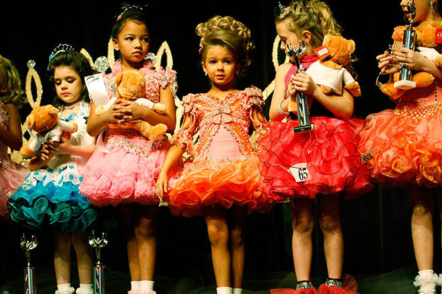 Sugar and spice: the problem with Australian child beauty pageants