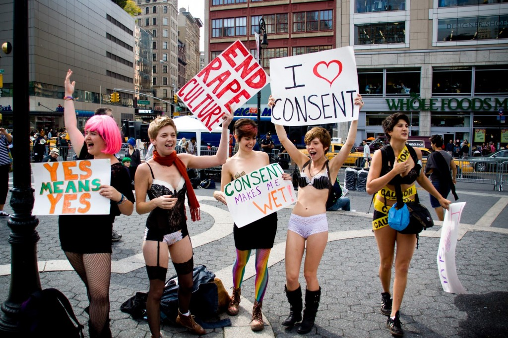 SlutWalk: A protest against rape culture