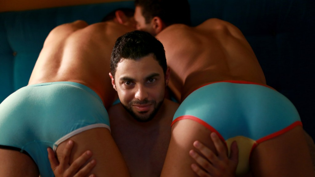 Arab gay website