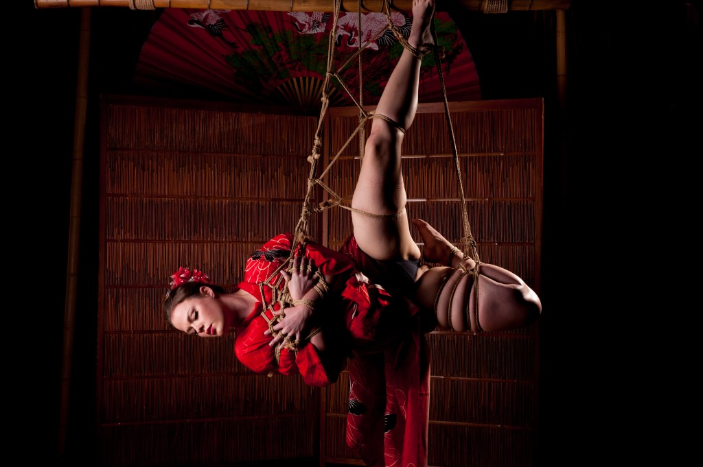 Shibari: Japanese erotic rope art