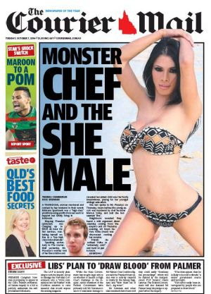 The Courier Mail, 7  October 2014