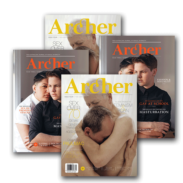 Subscribe to Archer Magazine