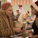 New film Carol is based on Patricia Highsmith's The Price of Salt.