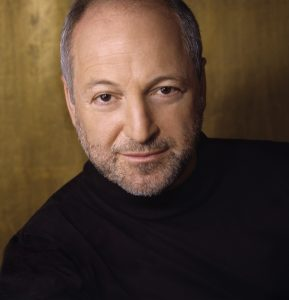 André Aciman the author of Call me by your Name
