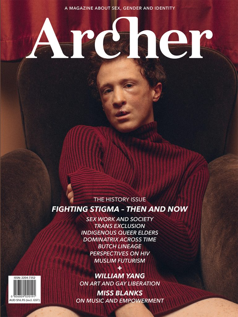 Archer Magazine issue #10 – the HISTORY issue