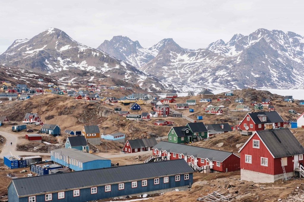 Out from the cold: The growth of gay Greenland
