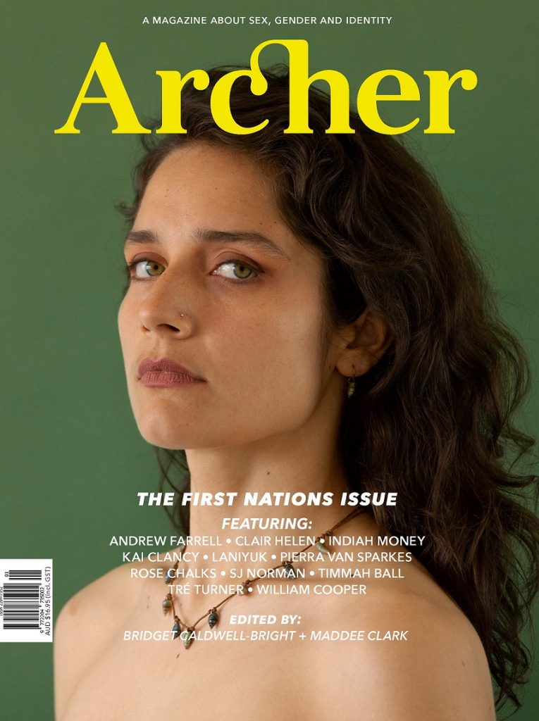 Archer Magazine issue #13 – the FIRST NATIONS issue