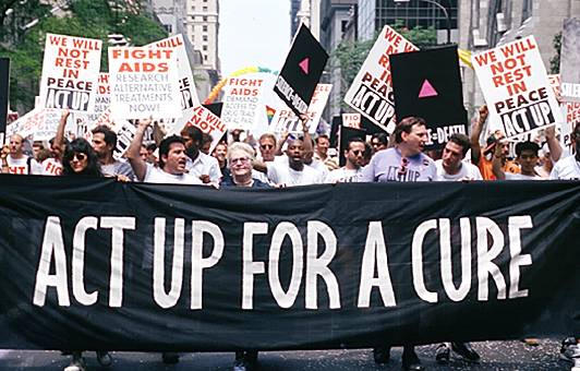 Living with HIV and the politics of AIDS
