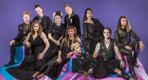 'Gender Euphoria' 2019: The full ensemble (Photo: Alexis Desaulniers Lea)