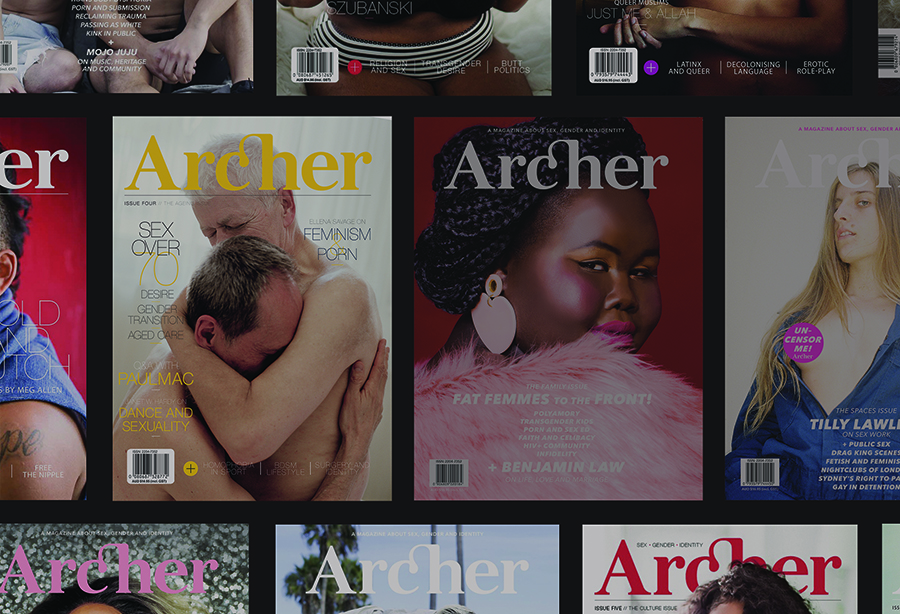 Read Archer Magazine online: The digital mag is finally here!