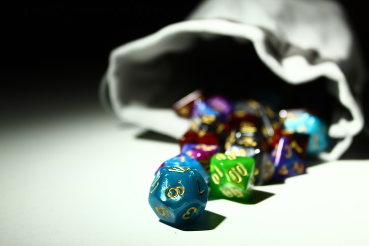 Dungeons & Dragons & sex: Using role play to ask for what I want