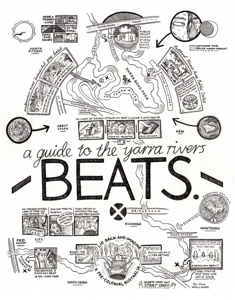A guide to Yarra River beats