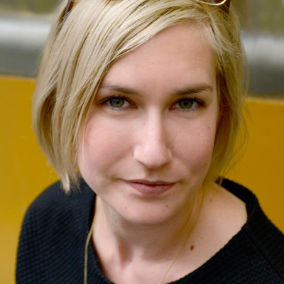 Archer editor Amy Middleton