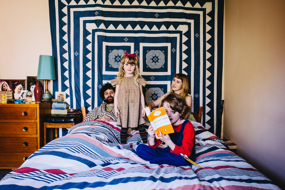 Marriage equality: The In Bed Project