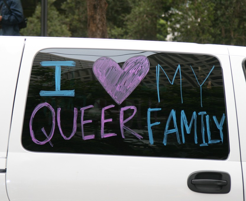 Parenting and having a queer 'tribe'
