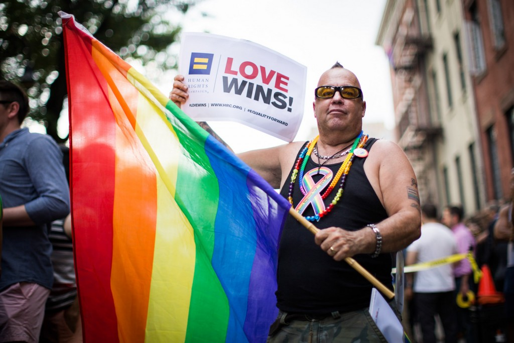 Opponents of same-sex marriage are losing touch with secular reality