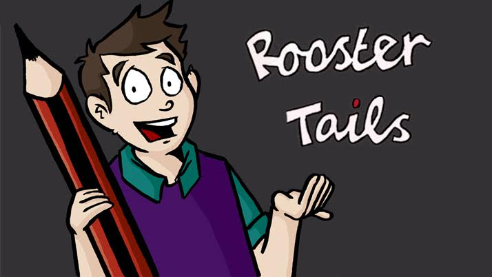 Archer Asks: Sam Orchard, creator of webcomic 'Rooster Tails'
