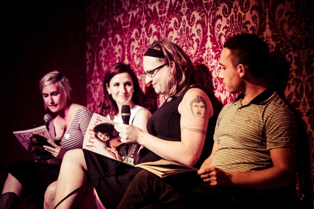 LISTEN: In Conversation with Archer feat. Simona Castricum, Dion Kagan + Rochelle Siemienowicz