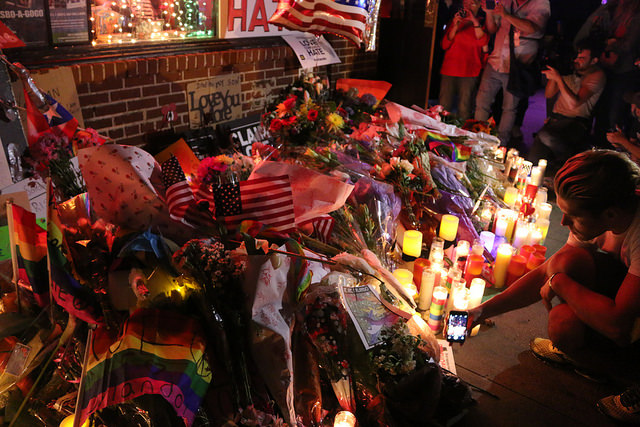 Hasta la raíz: In the wake of Orlando (a speech by Asiel Adan Sanchez)