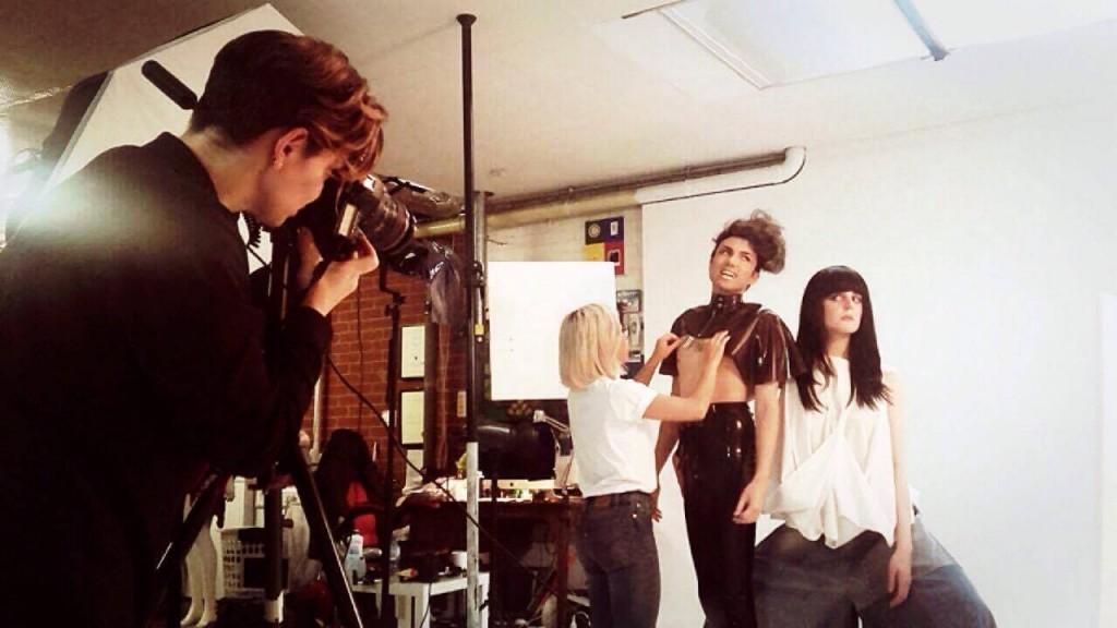 Trans and non-binary fashion: Archer photo shoot sneak-peek