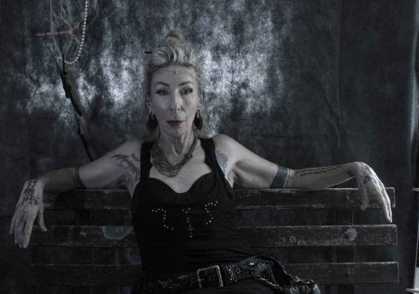 Shame, gender and ageing 'gracefully': Musings from a 66 yr old androgynous bodybuilder