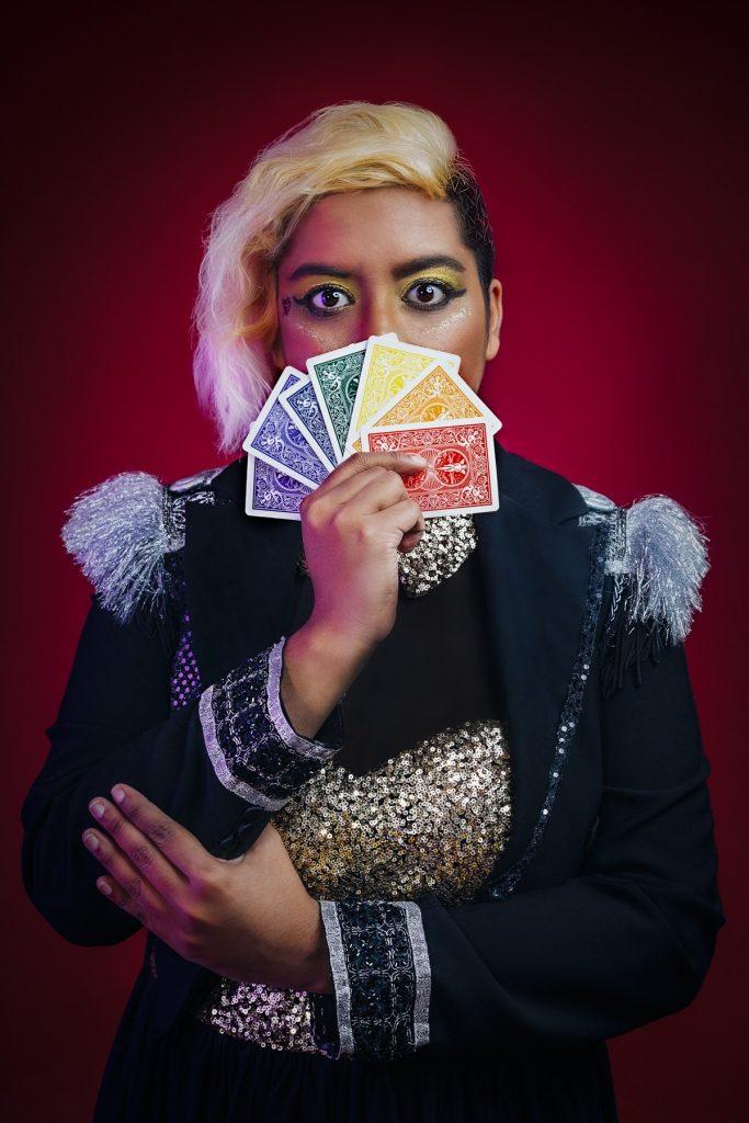 Archer Asks: Queer Lady Magician Creatrix Tiara