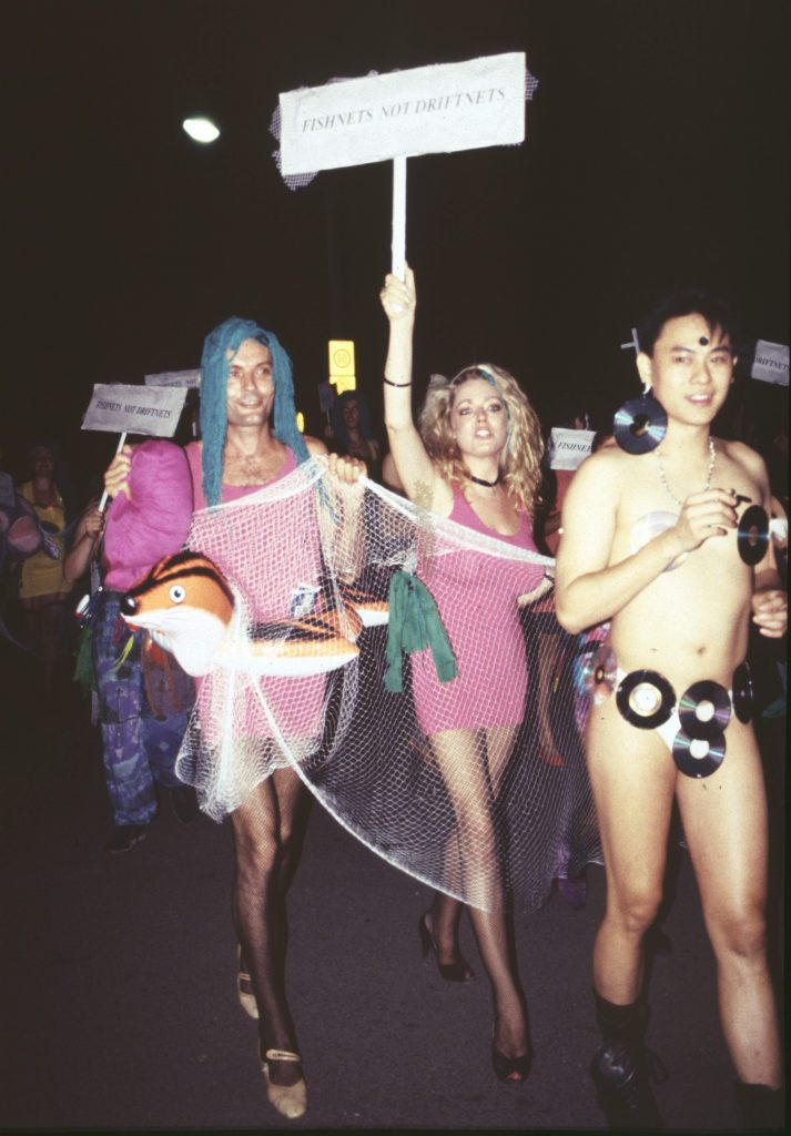 Out of the archives: Animal Liberation at Mardi Gras