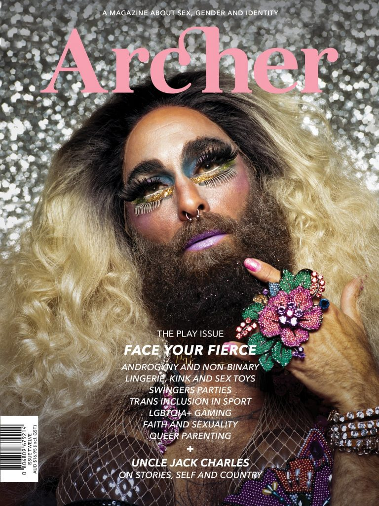 Archer Magazine issue #12 – the PLAY issue
