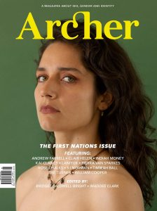 Archer #13 - the FIRST NATIONS issue