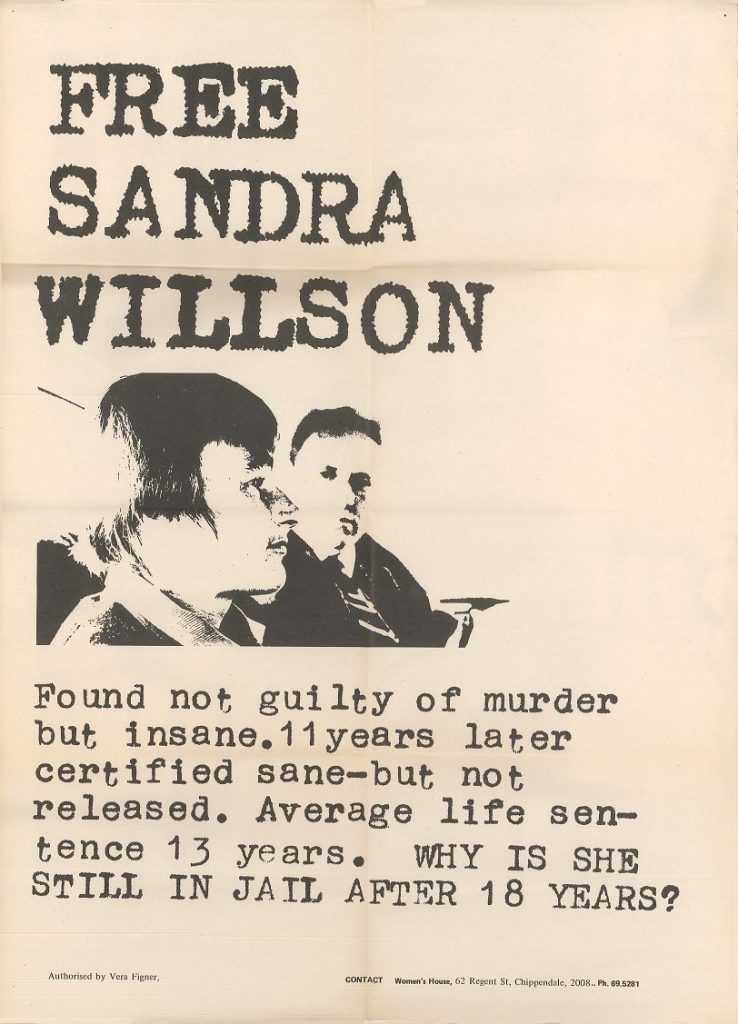 Out of the Archives: The story of Sandra Willson