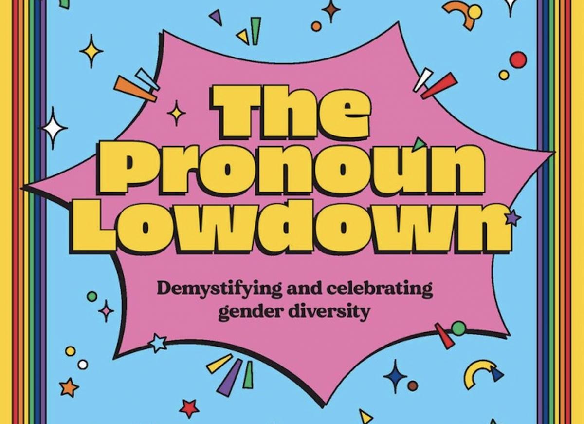 Archer Asks: Nevo Zisin, author of The Pronoun Lowdown