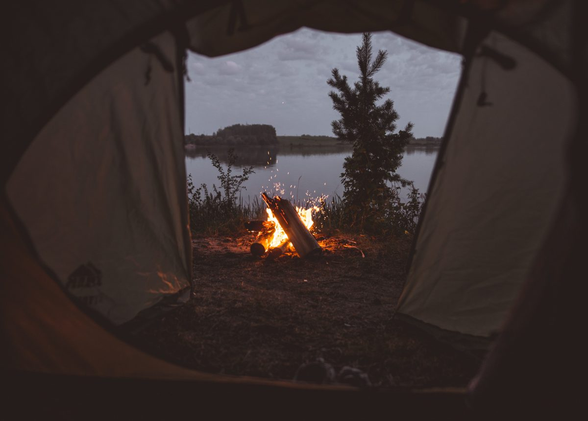 Camping without the kids: Travelling solo as a queer mum