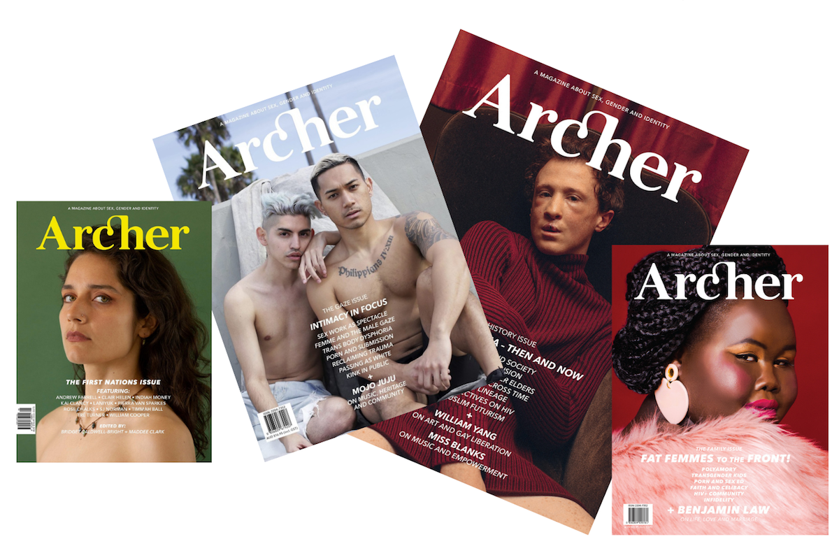 Lockdown Special: Back Issues of Archer for $10!